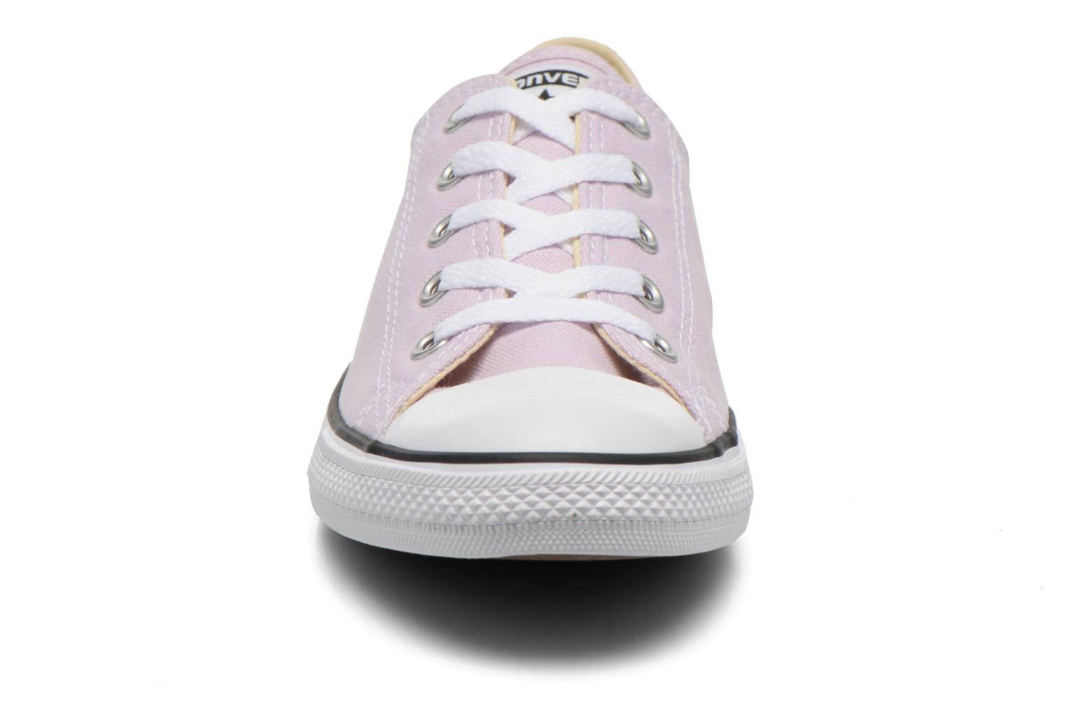 converse all star dainty canvas ox w