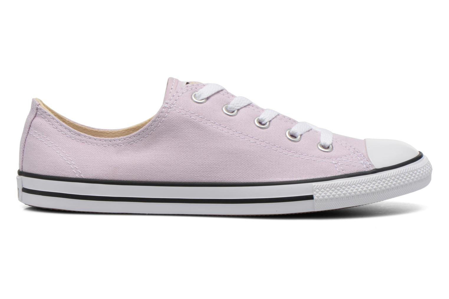 Sneakers Converse All Star Dainty Canvas Ox W Roze achterkant