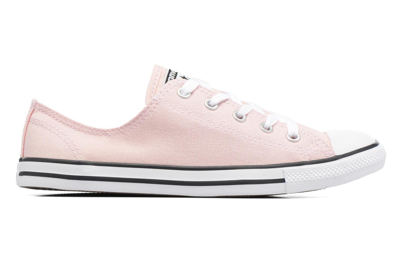 All Star Dainty Canvas Ox W Vapor Pink/Black/White