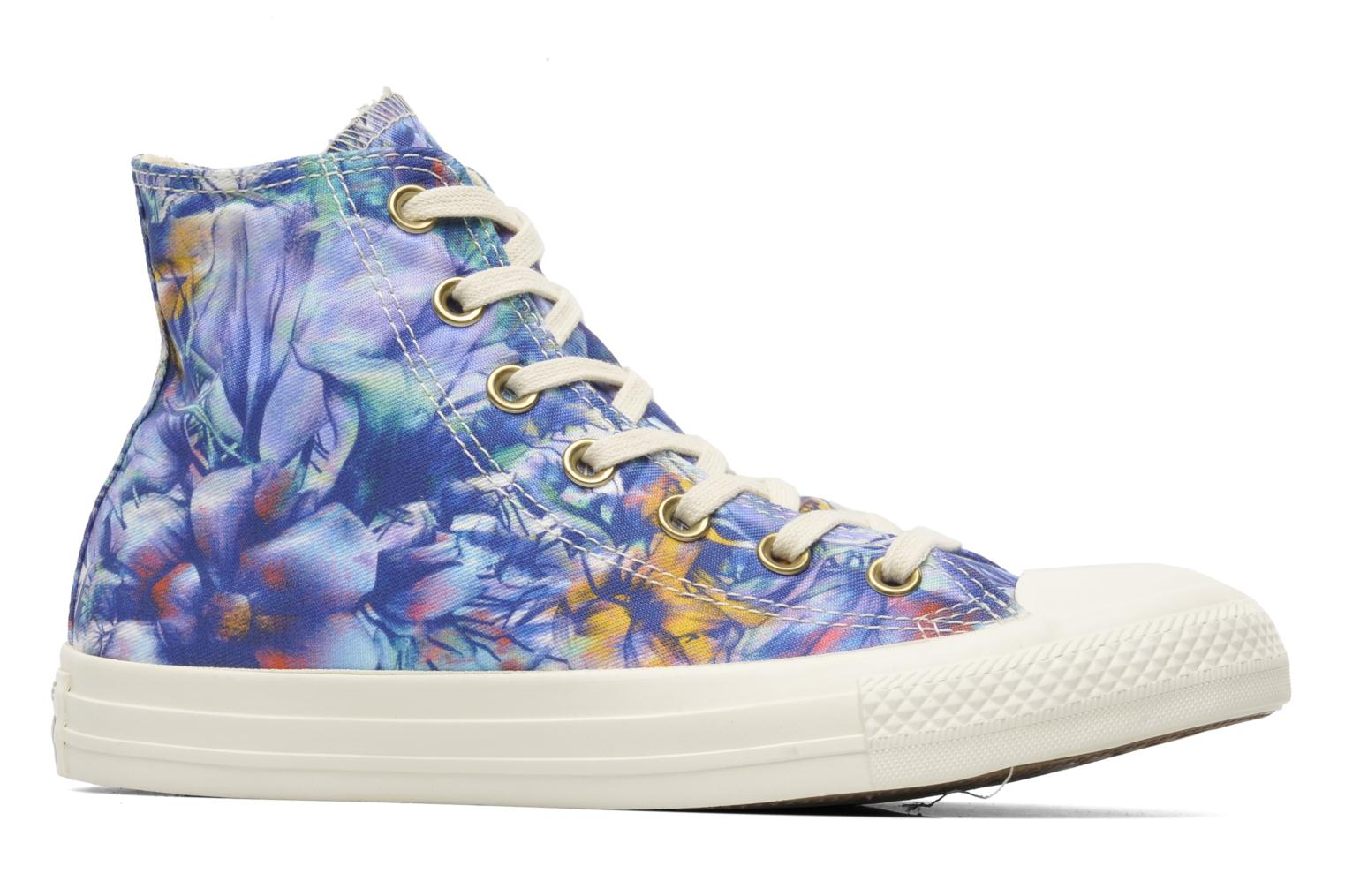 Sneakers Converse Chuck Taylor All Star Floral Print Hi W Multicolor achterkant