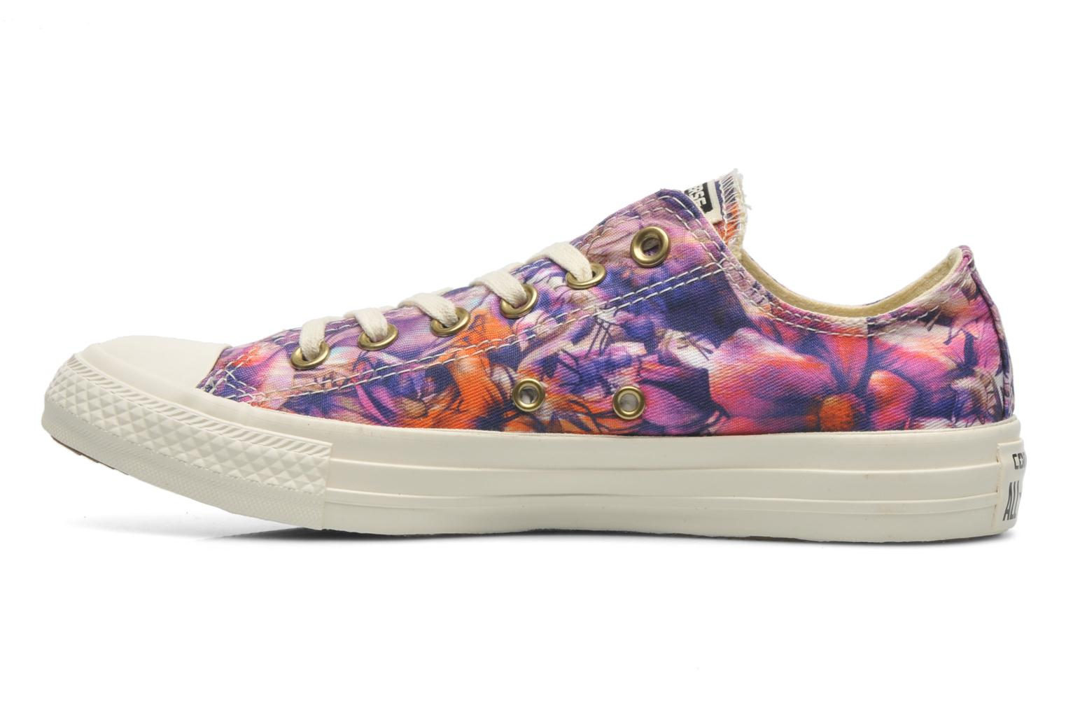 Sneakers Converse Chuck Taylor All Star Floral Print Ox W Multicolor voorkant