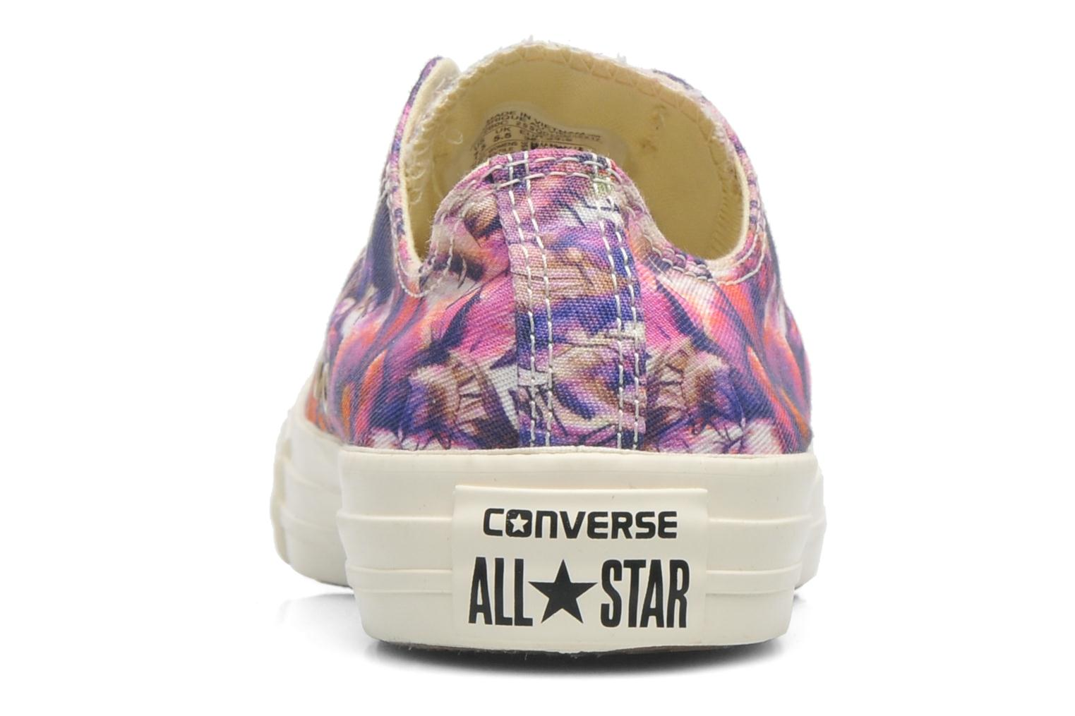 Sneakers Converse Chuck Taylor All Star Floral Print Ox W Multicolor rechts