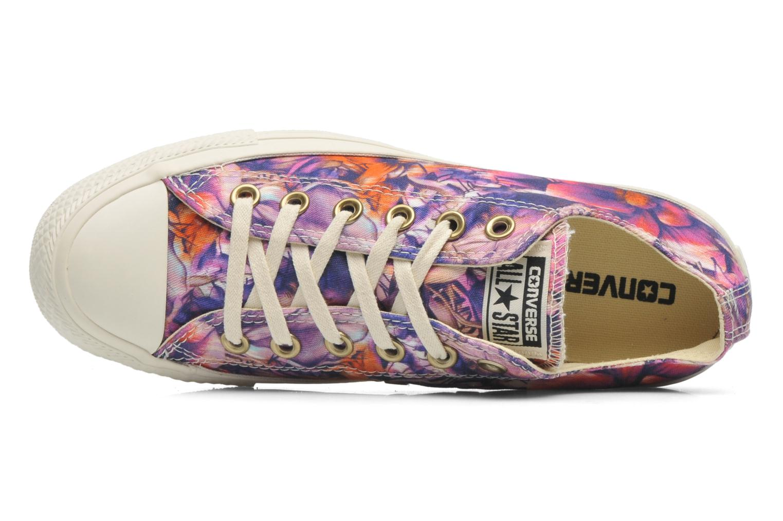 Sneakers Converse Chuck Taylor All Star Floral Print Ox W Multicolor links