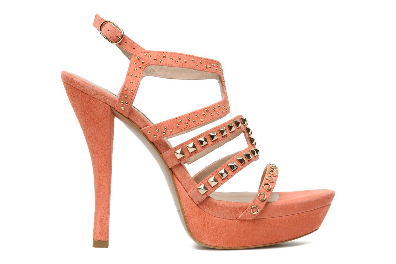 Sandali e scarpe aperte Pura Lopez Marika Rosa immagine posteriore