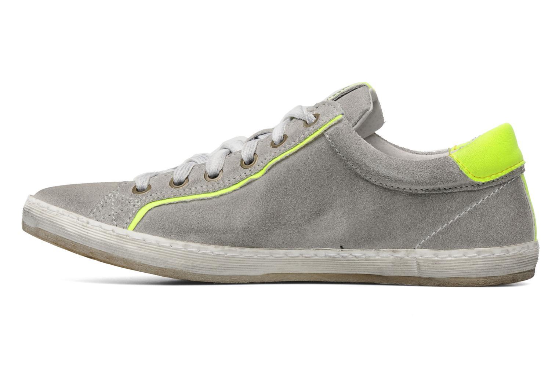 Sneaker Khrio Upsala grau ansicht von vorne