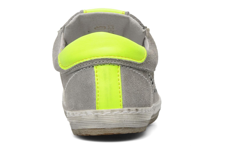 Sneaker Khrio Upsala grau ansicht von rechts