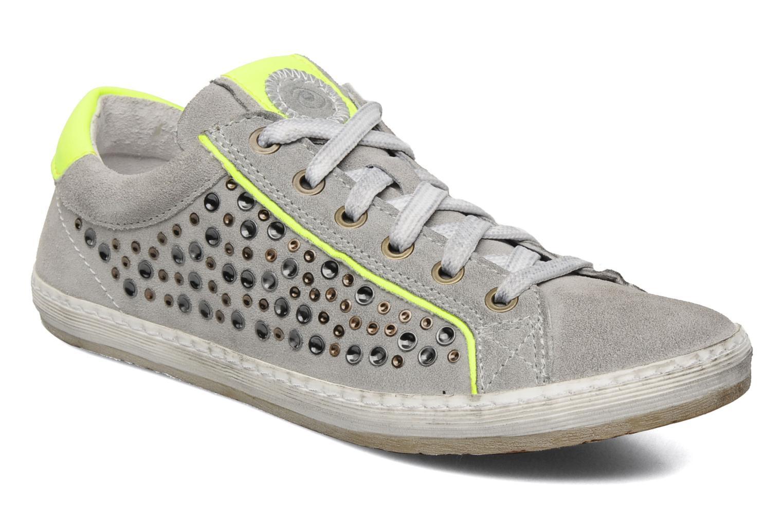 Sneakers Khrio Upsala Grijs detail