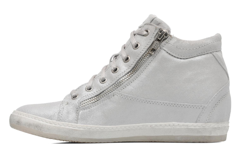 Sneaker Khrio Gardenia silber ansicht von vorne