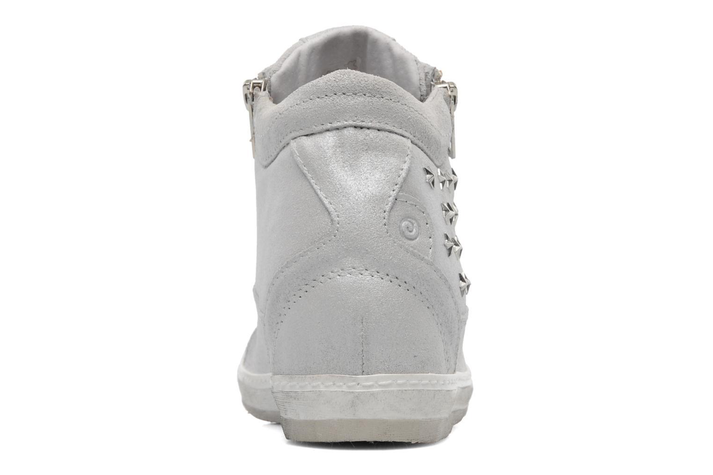 Sneaker Khrio Gardenia silber ansicht von rechts