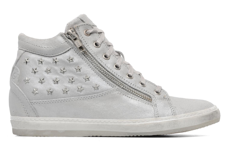 Sneakers Khrio Gardenia Zilver achterkant