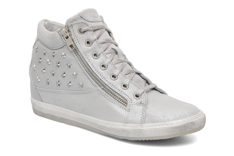 Sneakers Khrio Gardenia Zilver detail