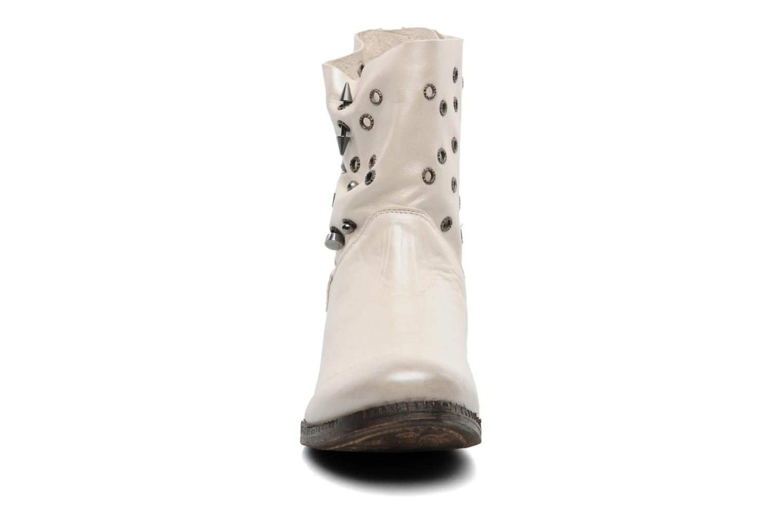 Ankle boots Khrio Gaba Beige model view