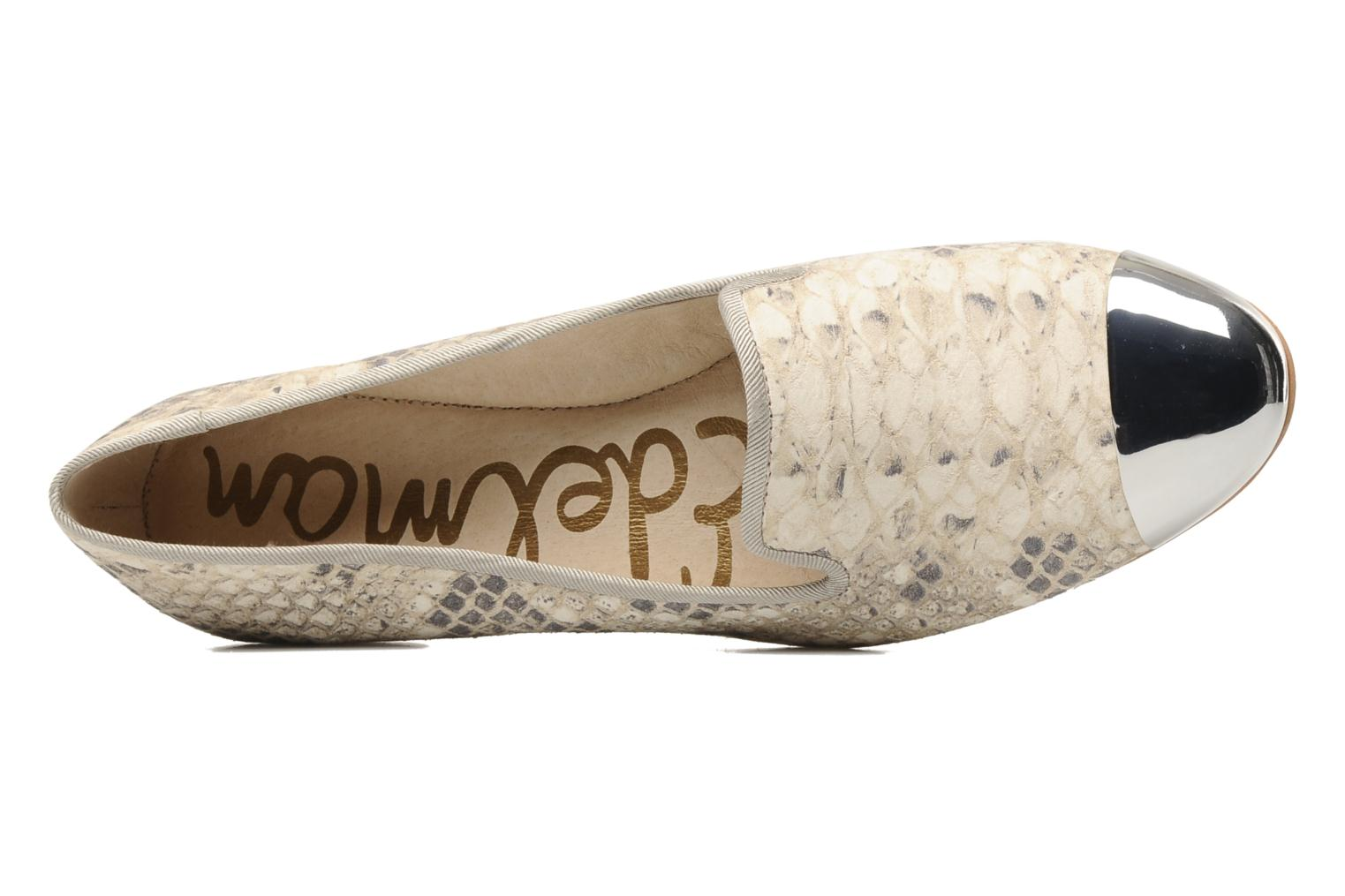 Loafers Sam Edelman Aster Beige view from the left
