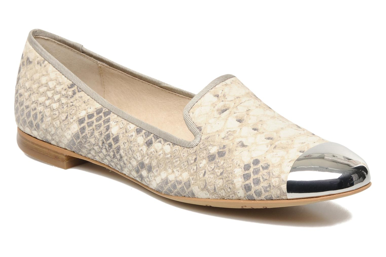 Loafers Sam Edelman Aster Beige detailed view/ Pair view