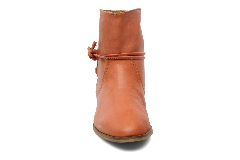 Stiefeletten & Boots Georgia Rose Gioris orange schuhe getragen