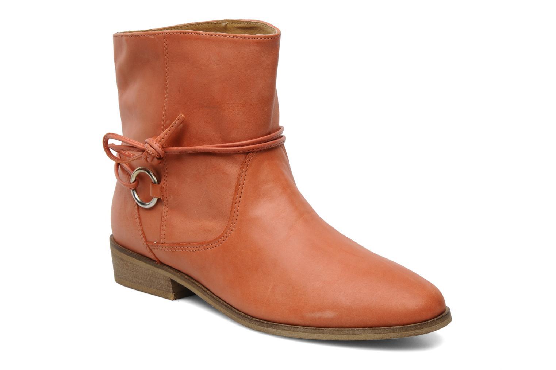 Boots en enkellaarsjes Georgia Rose Gioris Oranje detail