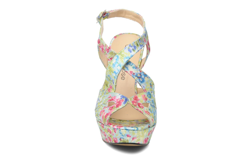 Sandales et nu-pieds Georgia Rose Christie Multicolore vue portées chaussures