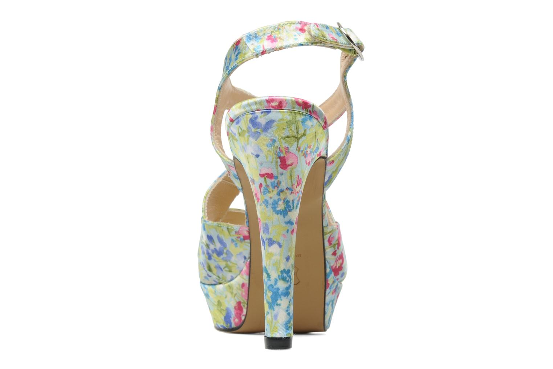 Sandales et nu-pieds Georgia Rose Christie Multicolore vue droite
