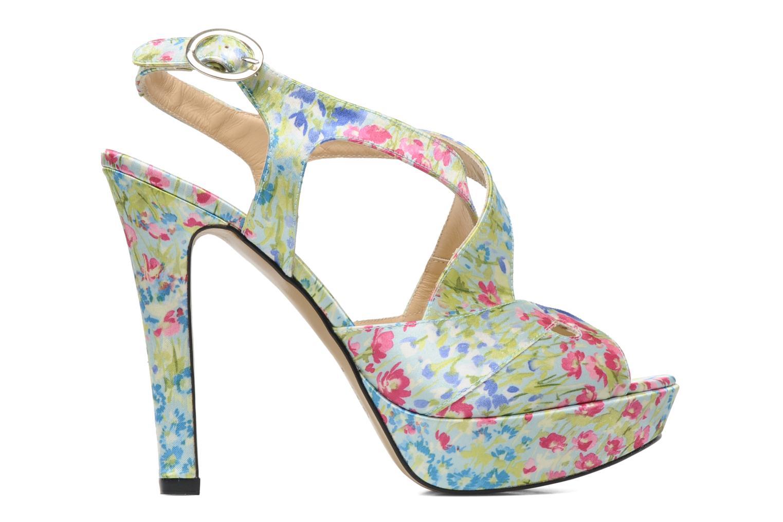 Sandales et nu-pieds Georgia Rose Christie Multicolore vue derrière