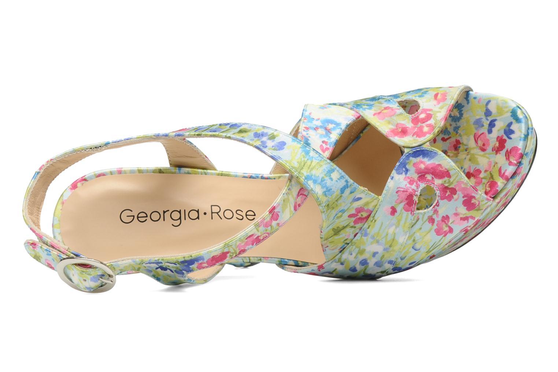 Sandalen Georgia Rose Christie mehrfarbig ansicht von links