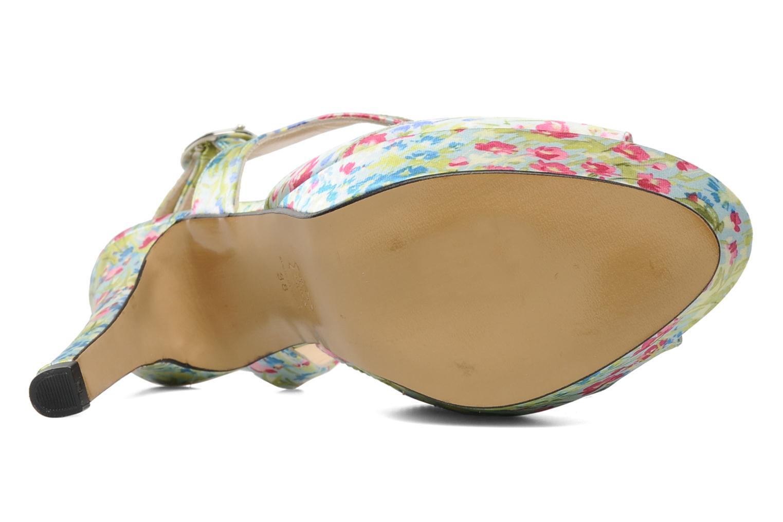 Sandales et nu-pieds Georgia Rose Christie Multicolore vue haut
