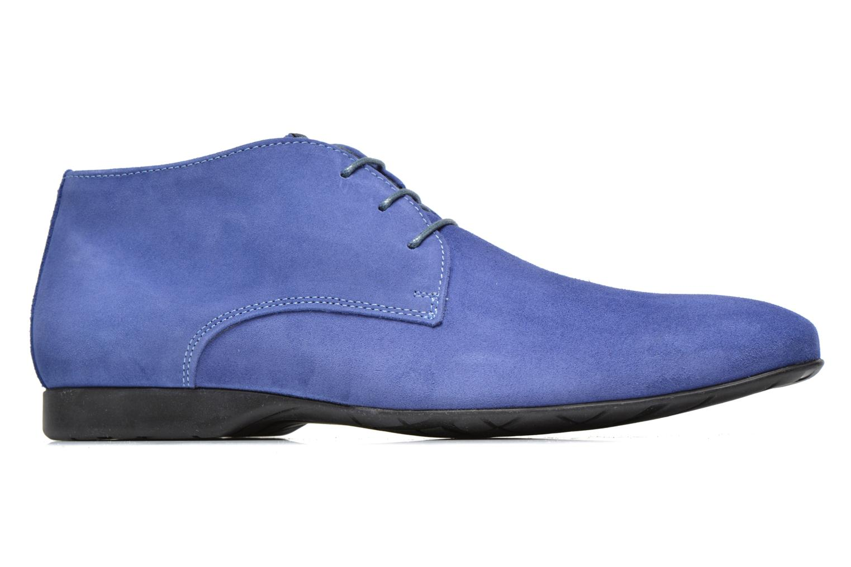 Zapatos con cordones Marvin&Co Nathanael Azul vistra trasera
