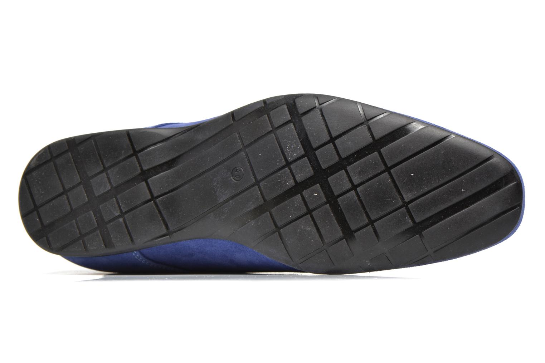 Zapatos con cordones Marvin&Co Nathanael Azul vista de arriba