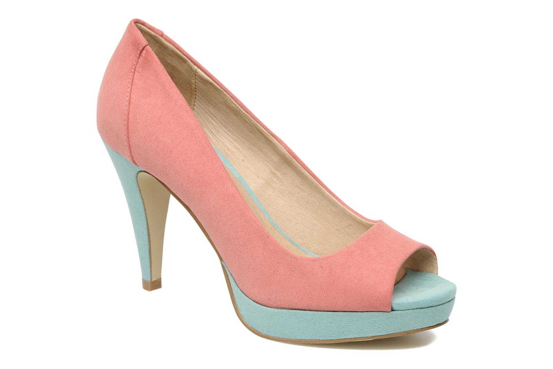 Pumps La Strada MBtila rosa detaillierte ansicht/modell
