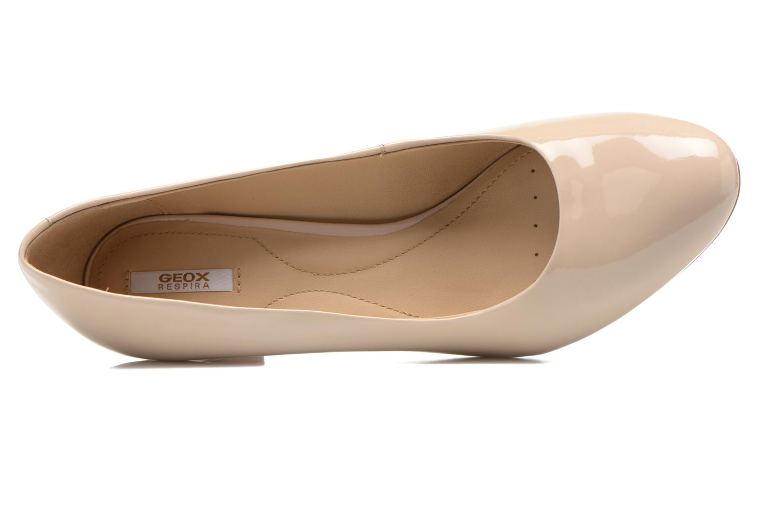 Pumps Geox D MARIELE MID B D32T7B Beige links