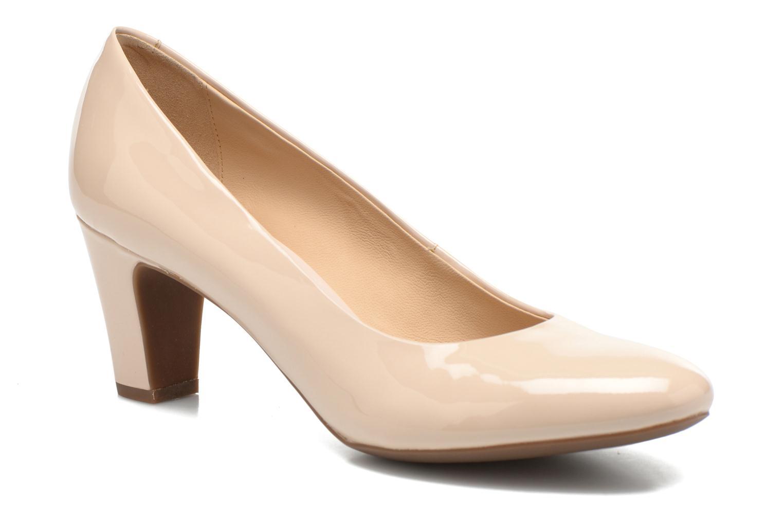 Zapatos promocionales Geox D MARIELE MID B D32T7B (Beige) - Zapatos de tacón   Zapatos casuales salvajes