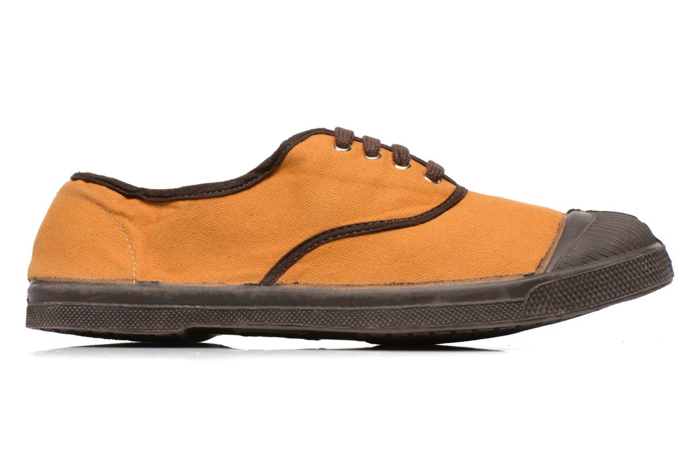 Sneakers Bensimon Tennis Colorpiping Arancione immagine posteriore