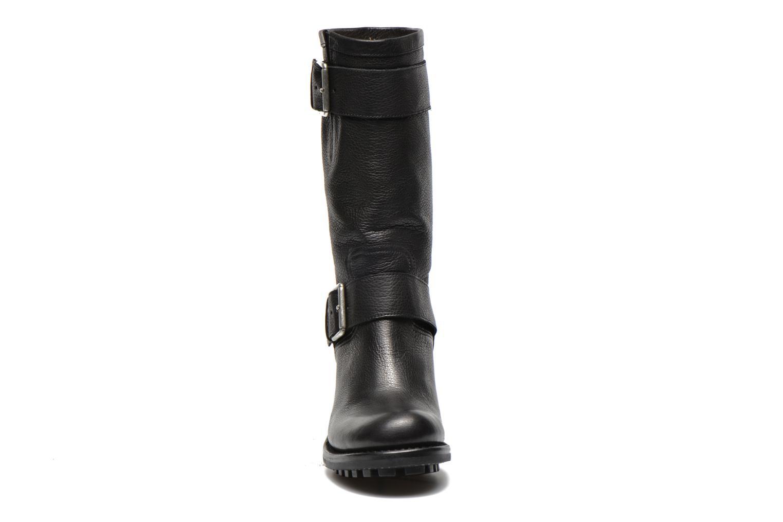 Boots en enkellaarsjes Free Lance Biker 7 Mid Strap Zwart model