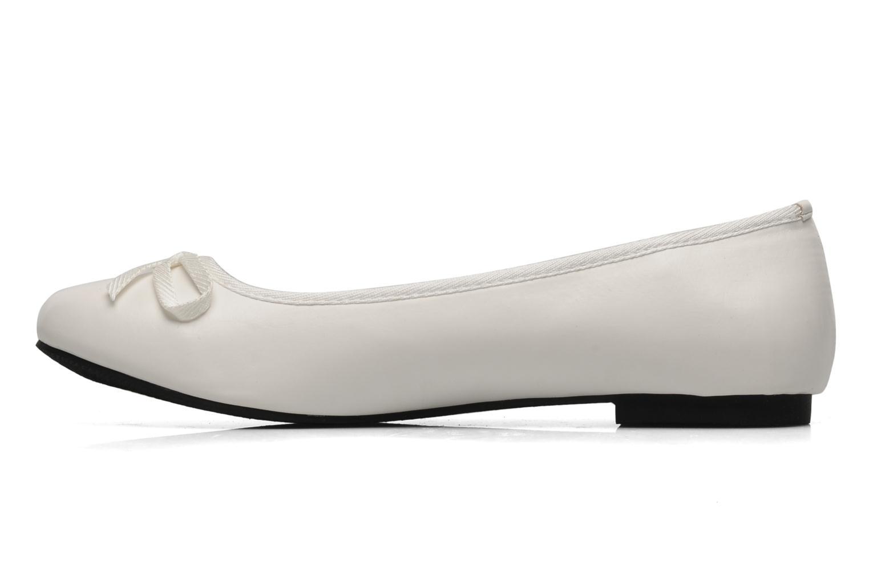 Ballerina's Eclipse Ballerine Classique Wit voorkant