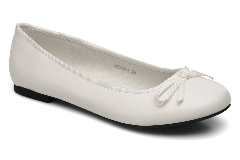 Ballerine Classique Blanc