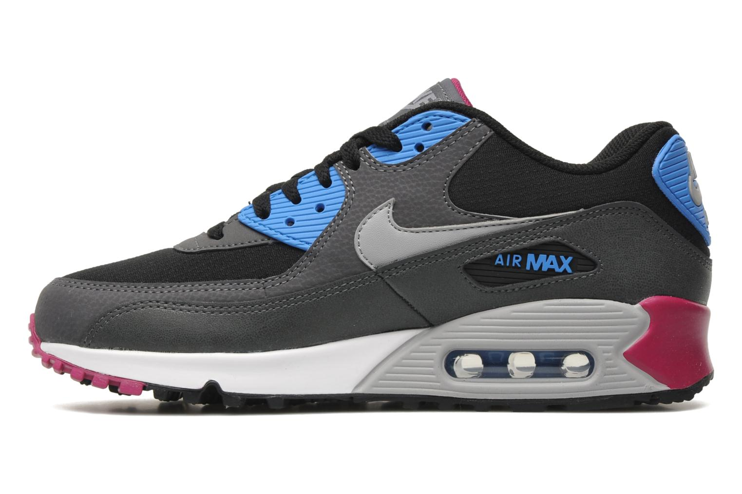 BlackBlack-Black-Black Nike Nike Air Max 90 Essential (Noir)