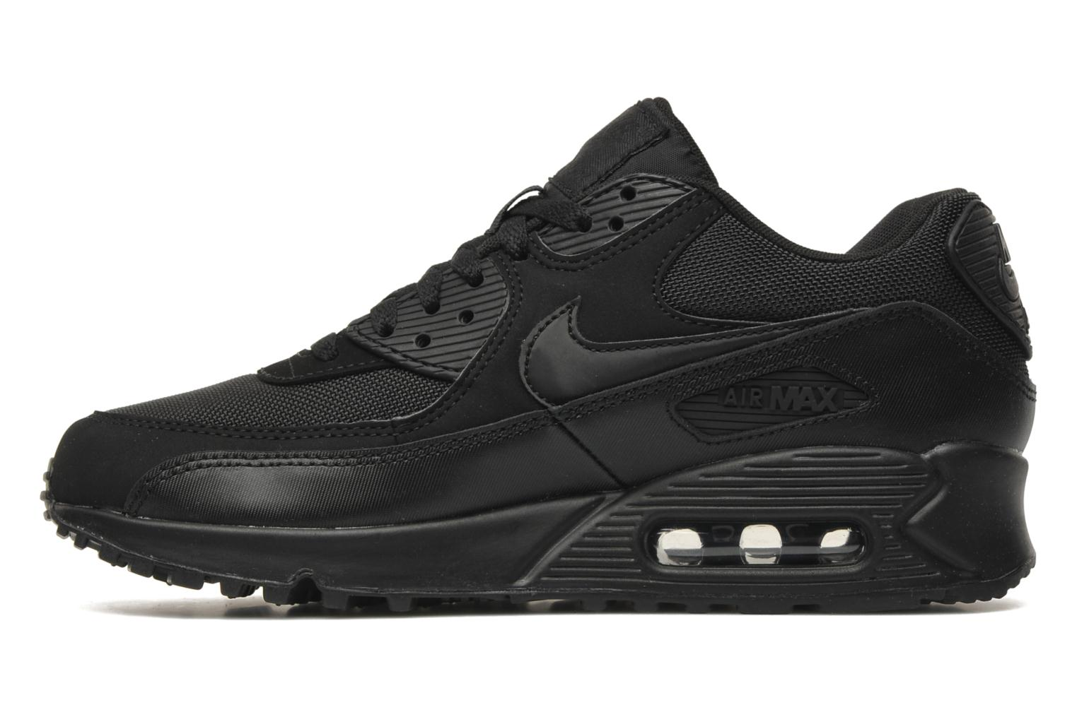 Baskets Nike Nike Air Max 90 Essential Noir vue face