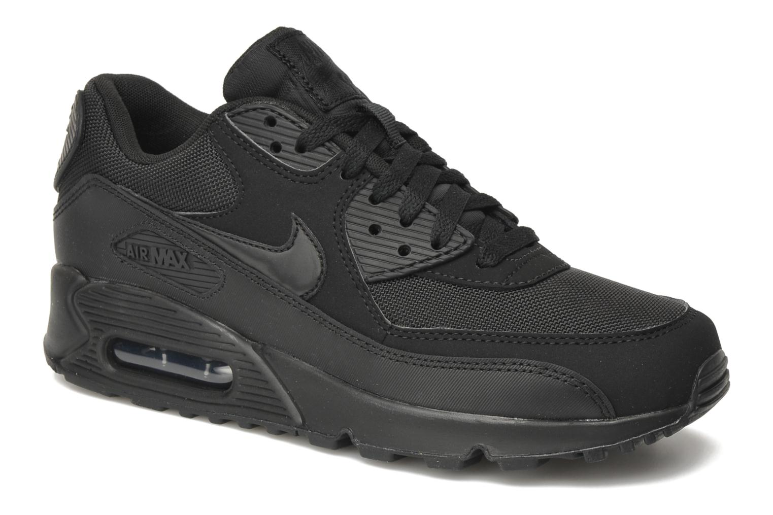 nike air max 90 baskets noire