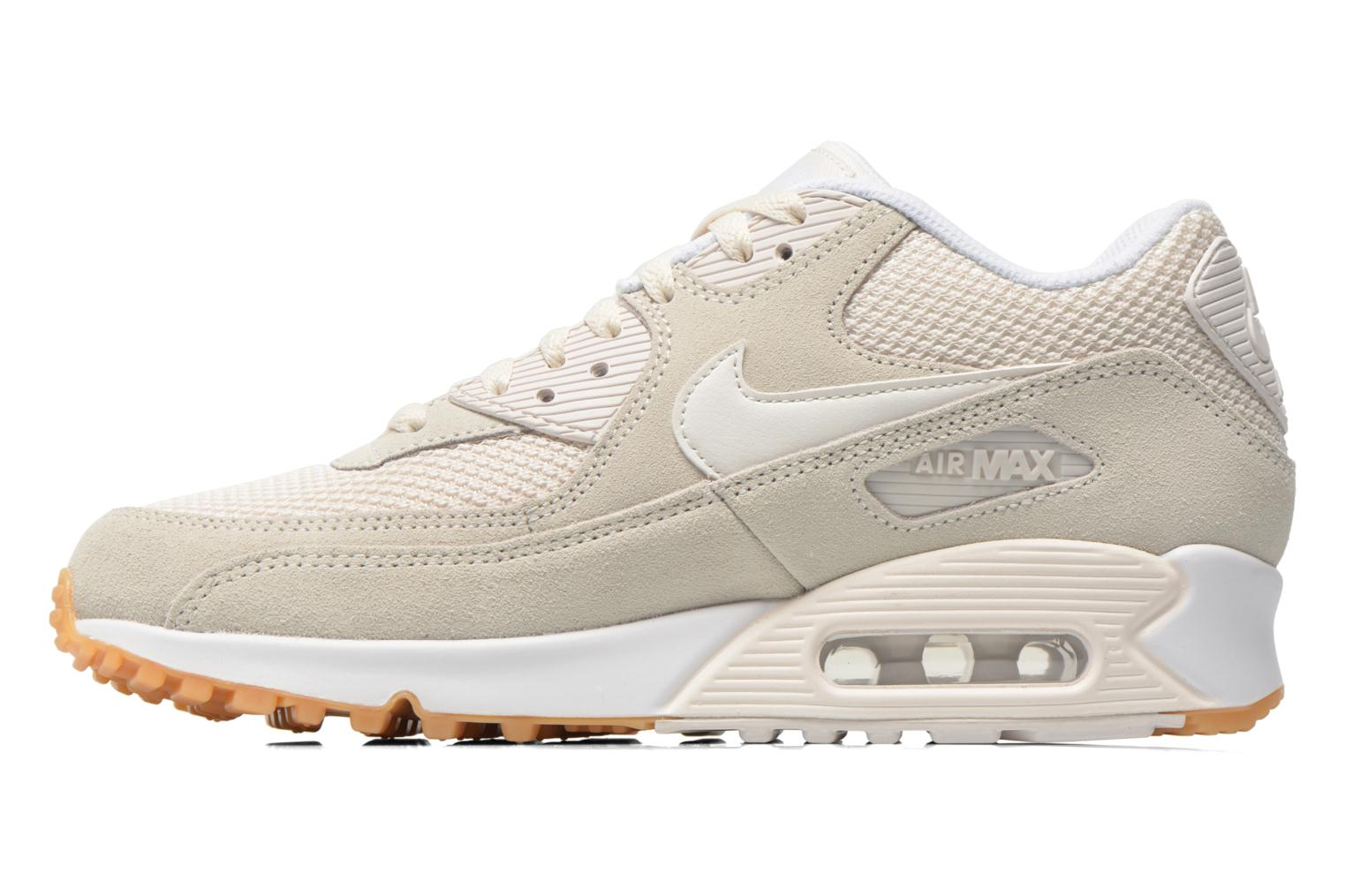 Baskets Nike Nike Air Max 90 Essential Beige vue face