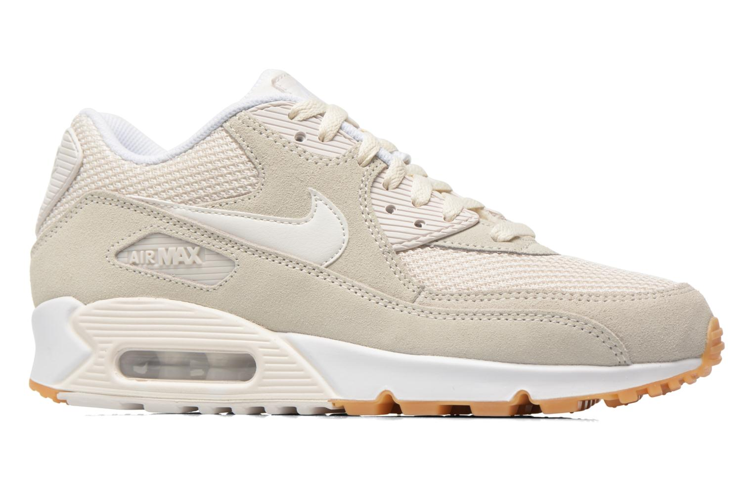 Baskets Nike Nike Air Max 90 Essential Beige vue derrière