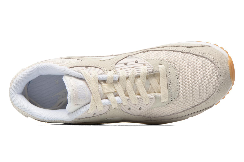 Baskets Nike Nike Air Max 90 Essential Beige vue gauche