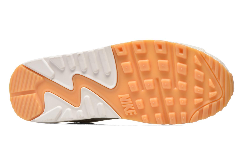 Baskets Nike Nike Air Max 90 Essential Beige vue haut