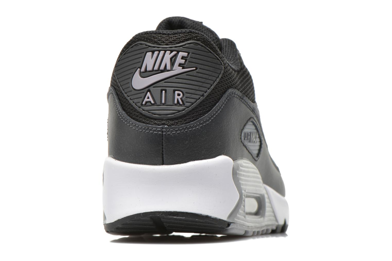 Nike Air Max 90 Essential Black/Wolf Grey-Anthracite-Wht