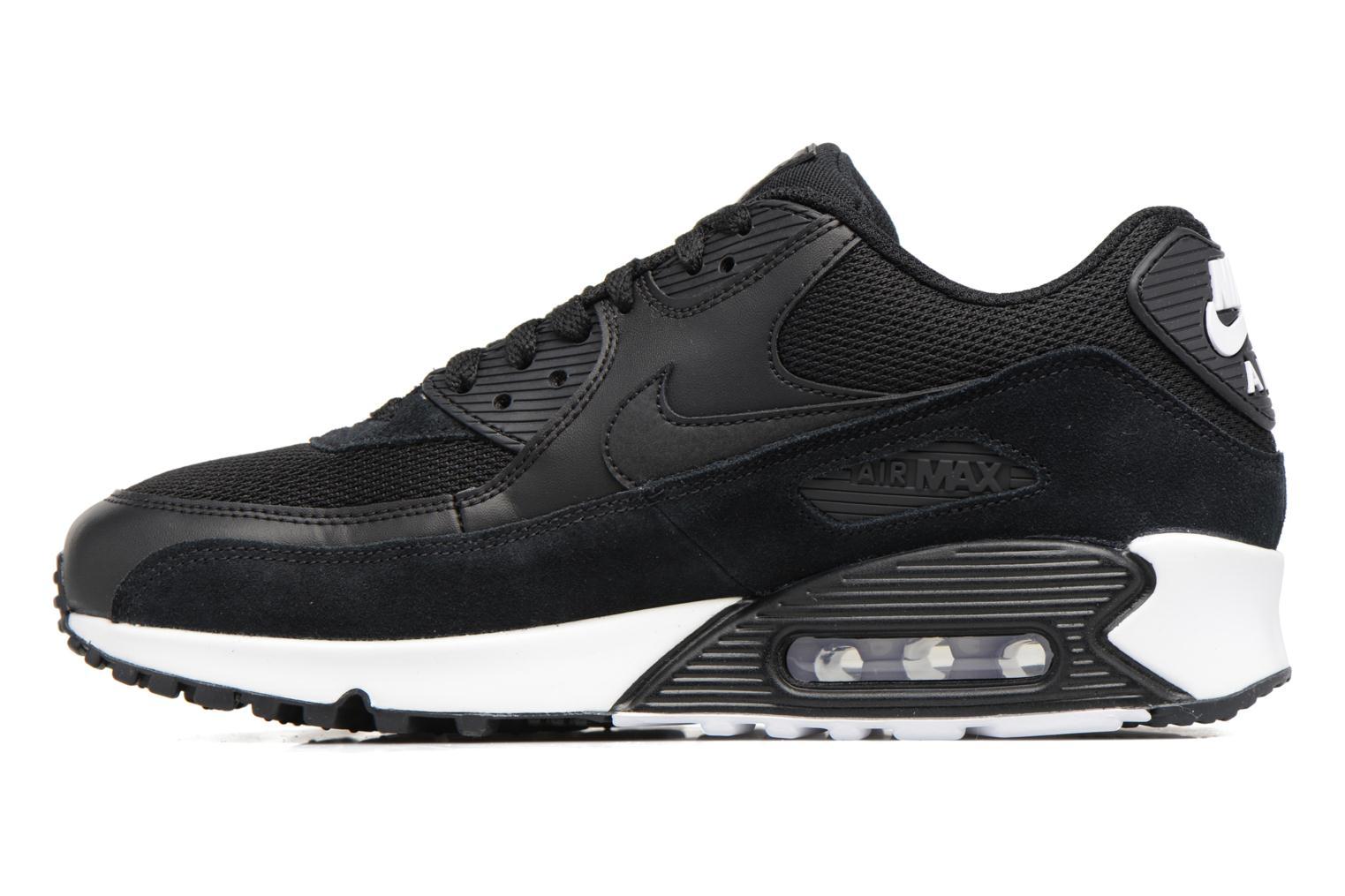 Sneakers Nike Nike Air Max 90 Essential Nero immagine frontale