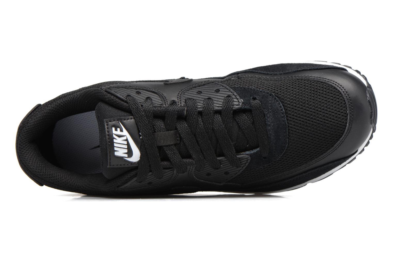 Sneaker Nike Nike Air Max 90 Essential schwarz ansicht von links