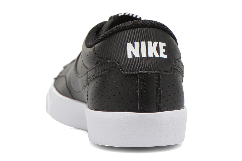 Sneaker Nike Tennis Classic Ac schwarz ansicht von rechts