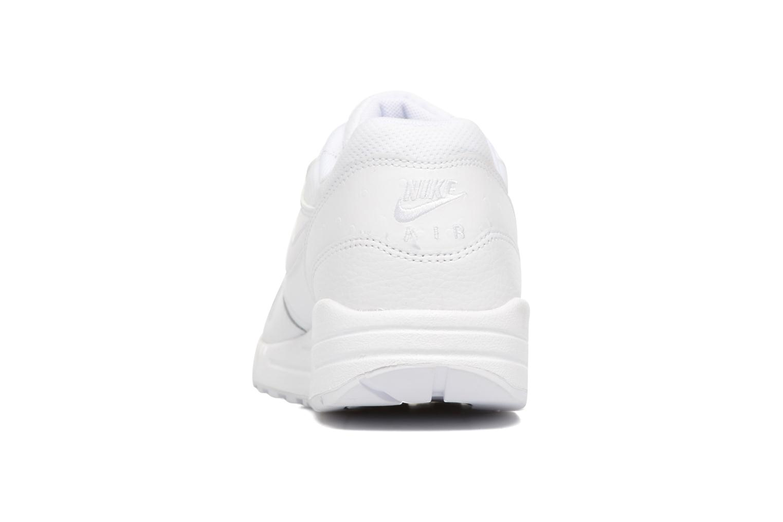 Baskets Nike Wmns Air Max 1 Prm Blanc vue droite