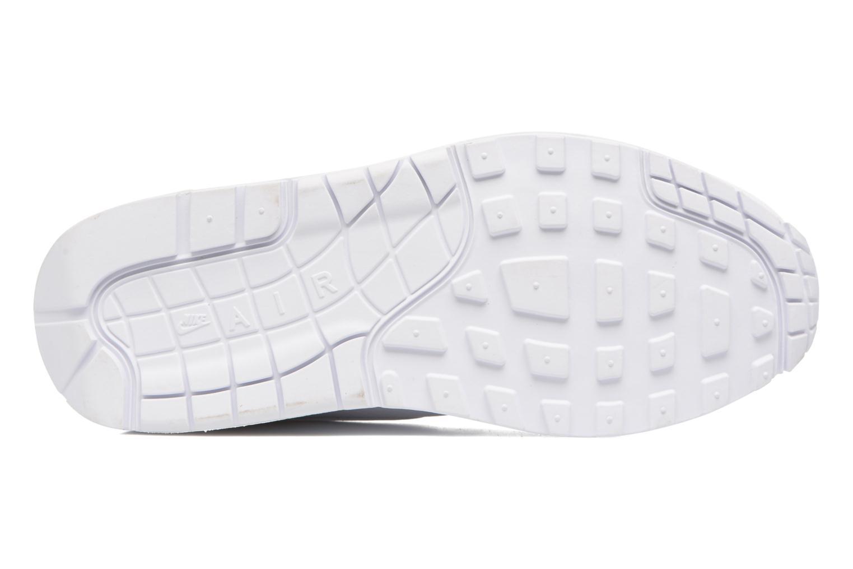 Baskets Nike Wmns Air Max 1 Prm Blanc vue haut