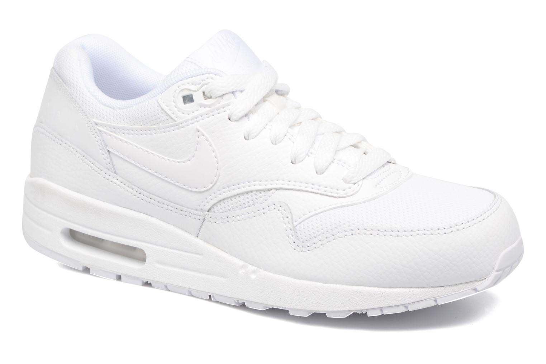 Baskets Nike Wmns Air Max 1 Prm Blanc vue détail/paire