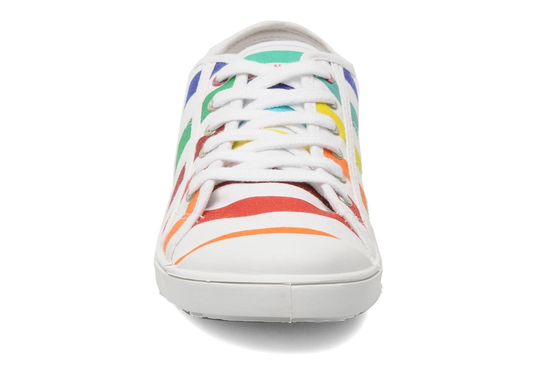 Baskets Little Marcel Benilace Multi Multicolore vue portées chaussures