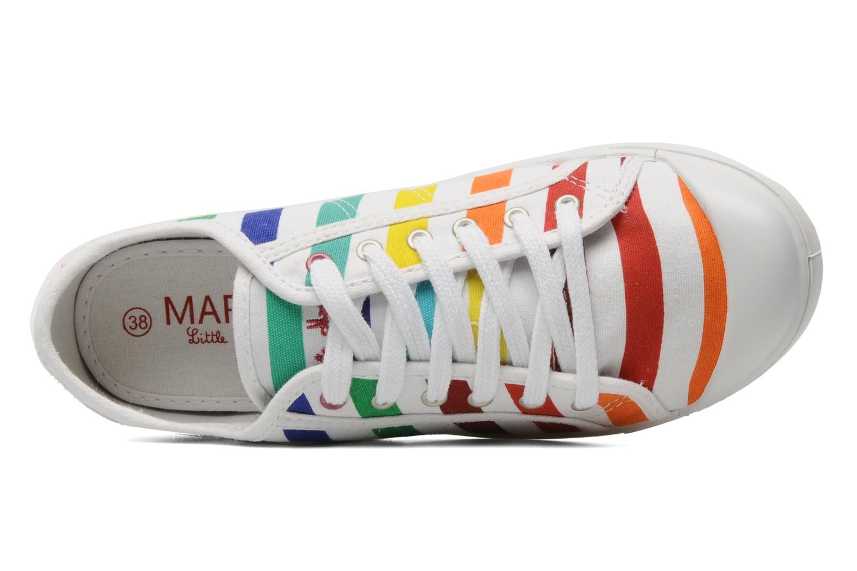Baskets Little Marcel Benilace Multi Multicolore vue gauche